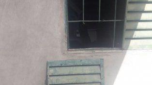 Apresaron a un delincuente robando en un inmueble en el barrio San José