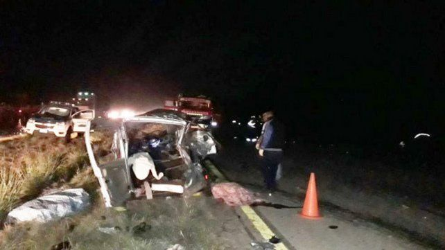 Terrible accidente con seis personas fallecidas y dos heridos graves en Entre Ríos