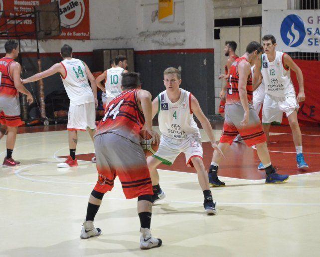 Rivadavia quiere agigantar su sueño en el Cerati