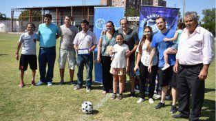 Se inauguró el Torneo de Inferiores Enrique Bonacci