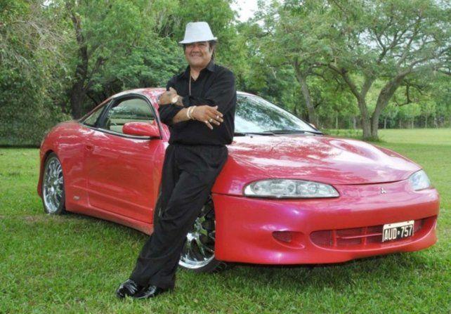 Preso. El productor bailantero fue condenado en 2015 por venta de estupefacientes.