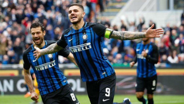¡Teléfono Sampaoli! Doblete de Icardi en el triunfo del Inter