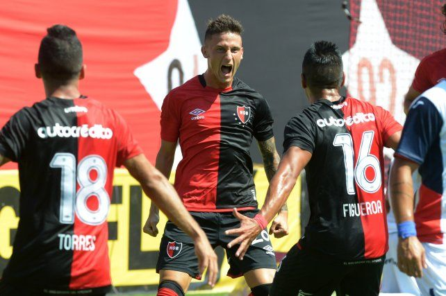 Newells logró tres puntos de oro ante Tigre en el Coloso