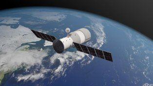 Los restos de una estación espacial china podrían caer en el domingo de Pascuas