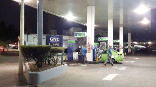El GNC ya aumentó en algunas estaciones de servicio de Santa Fe