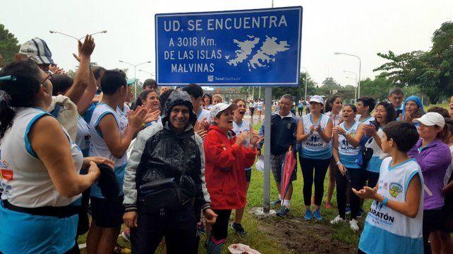 El Túnel Subfluvial será parte de la carrera pedestre Malvinas: no olvidar