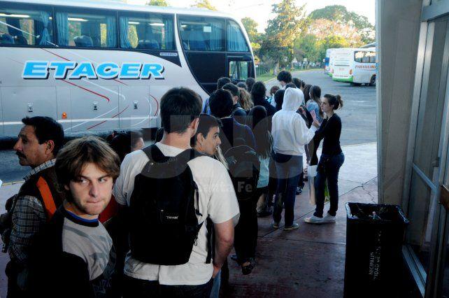 El sistema Sube actualizó las tarifas y ahora viajar a Paraná saldrá más caro
