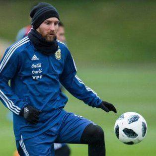 la foto de messi campeon con la argentina es posible