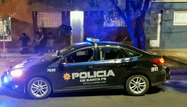 Cayeron dos adolescentes que habían entrado a robar una casa en Mariano Comas