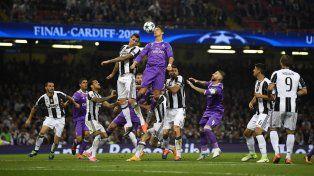 Juventus y Real Madrid abren los cuartos de final de la Champions