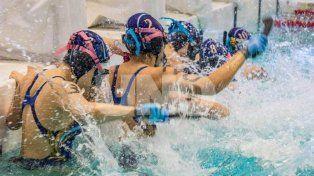 Regatas copó la preselección de hockey subacuático en Neuquén