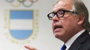 Werthein, presidente del COA: Echamos al técnico acusado