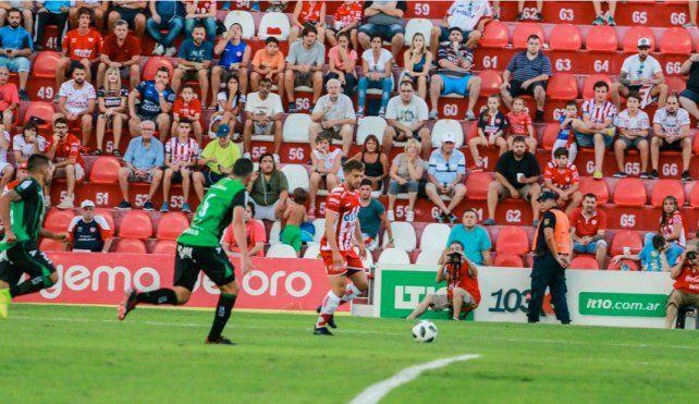 Sin misterios para ir en busca de otro paso hacia la Copa Sudamericana