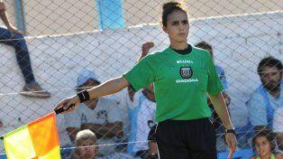 Una jueza santafesina en la Superliga