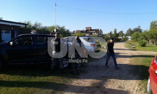 Revelan cómo operó la narcobanda administrada por un agente policial de Santa Fe