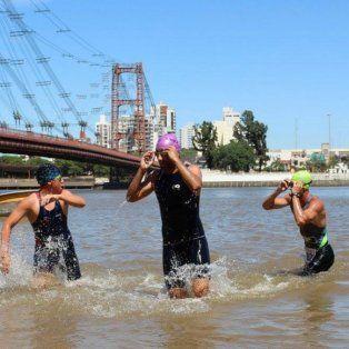 santa fe esta listo para la final del campeonato argentino de triatlon