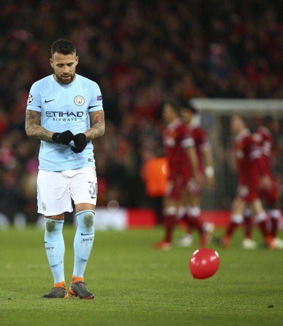 Liverpool dejó contra las cuerdas al City de Guardiola