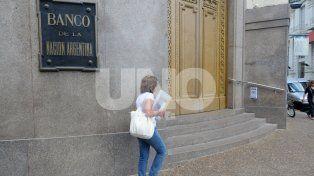 Hoy no habrá bancos en Santa Fe por el paro nacional