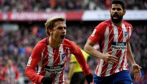 Atlético Madrid inicia su camino frente a Sporting Lisboa