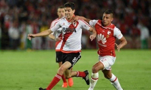 River debuta como local en la Copa Libertadores contra Independiente de Colombia