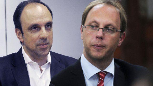 El intendente de Santa Fe y el ministro de Economía tuvieron un intercambio de opiniones en Twitter