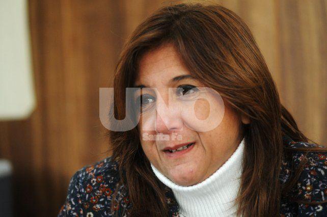 Daniela Qüesta - La intendenta de Santo Tomé se refirió a la reunión de Corral con Frigerio