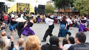 Foto. Mariano Longo - del Facebook del Ballet Folklórico Nacional.