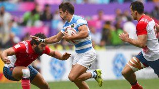 Los Pumas 7s se cruzarán con Fiji