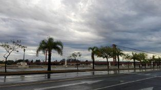 ¿Cuánto llovió este fin de semana en Santa Fe?