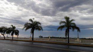 Alerta meteorológica a corto plazo para la ciudad de Santa Fe y la región