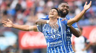 Godoy Cruz fue un Ciclón de goles en el Gasómetro