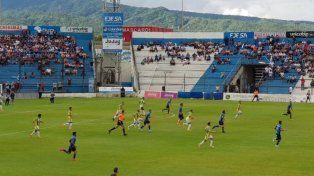 Aldosivi recuperó la punta en Jujuy y sueña con el ascenso