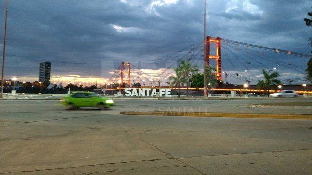Pronostican un lunes inestable en Santa Fe