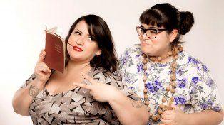 Vuelve el dúo explosivo de Srta. Bimbo y Noelia Custodio