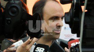 quita del fondo sojero: corral dijo que se reasignaran partidas y pidio rediscutir los fondos provinciales