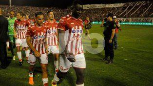 Gómez Andrade fue suspendido de manera provisoria