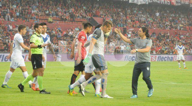 Este jueves saldría el fallo del partido entre Colón y Vélez