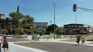 La semana que viene comienza la remodelación y puesta en valor de Avenida Freyre