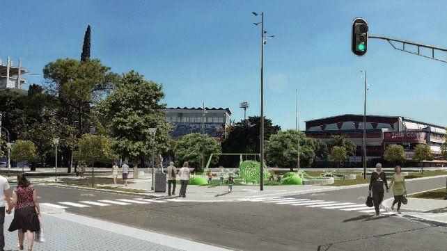 Quieren que Av. Freyre se equipare con Bulevar: ¿cuántos edificios se podrían levantar?