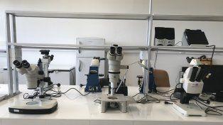 La UNL inaugura tres laboratorios en Ciudad Universitaria