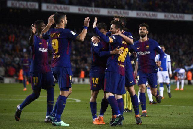 Barcelona busca el pasaje a las semifinales en Italia