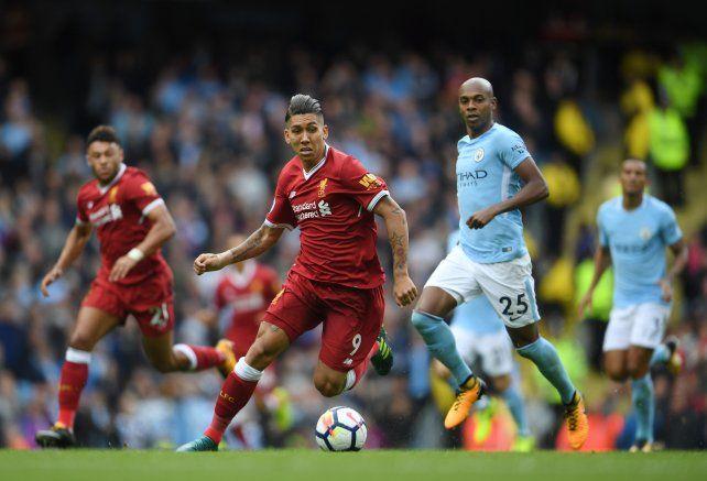 Manchester City va por la hazaña ante Liverpool
