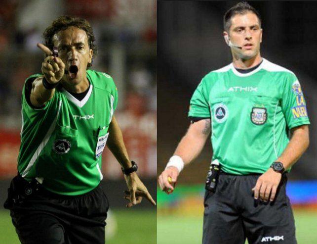 Se conocieron los árbitros para los partidos de Unión y Colón