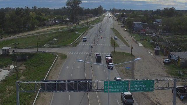 La provincia adjudicó las obras de infraestructura en la ruta provincial Nº 1
