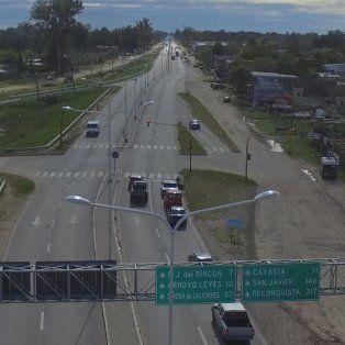 la provincia adjudico las obras de infraestructura en la ruta provincial nº 1