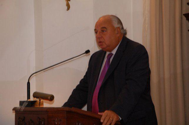 El presidente de la Corte Suprema Provincia