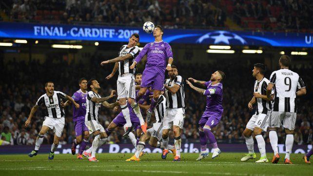 Juventus buscará la hazaña ante Real Madrid en el Santiago Bernabeu