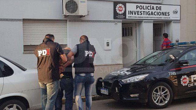 Santa Fe: fue preso por extorsionar a una mujer para no divulgar imágenes íntimas