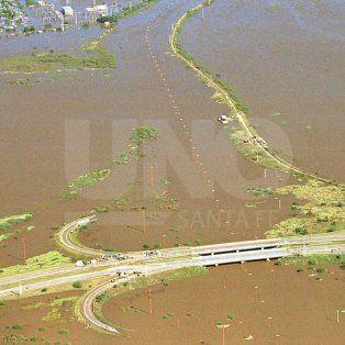 Tragedia. El próximo 29 de abril se cumplirán 15 años del desborde del río Salado.