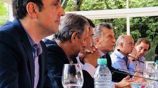 Junto a Mauricio Macri, José Corral participó del Foro Federal de Ciudades